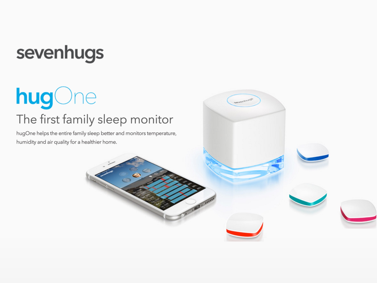 hugOne - The first family sleep monitor