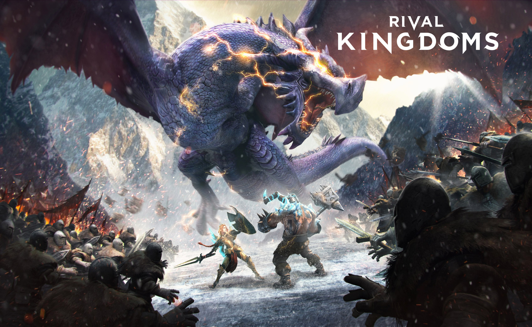 Rival Kingdoms - Age of Ruin / By Space Ape Games