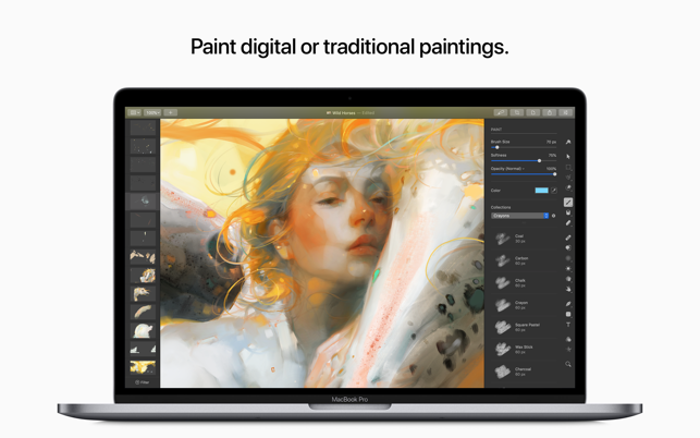 Pixelmator Pro - Apple app of the year